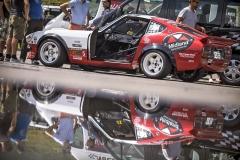 Závodní Datsun 240Z dosahuje z objemu 3,0 l výkonu 320 k. Při hmotnosti 880 kg to znamená zrychlení na 100 km/h za 3,9 s
