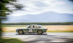 Přitažlivá Alfa Romeo 2600 Sprint Zagato zroku 1965 má výkon 190 k