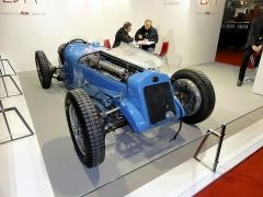 Kompresorový osmiválec Grand Prix 1,5litru, vítězný vůz Roberta Benoista vmistrovství světa 1927