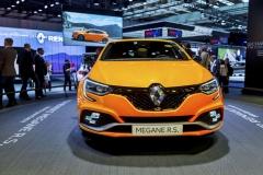 Renault Mégane R.S. navazuje na skvělou pověst svých předchůdců. Nový motor 1.8T dosahuje 206 kW (280 k) a 390 N.m, převodovky jsou manuální idvouspojkové