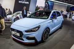 Hyundai i30 N korunuje novou modelovou řadu i30. Má přepracovanou mechaniku a jeho zážehový čtyřválec 2.0T-GDI dává až 202 kW (275 k)