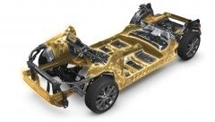 Impreza je prvním vozem postaveným nanové globální platformě Subaru. Vykazuje značnou tuhost v krutu i ohybu