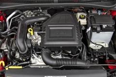 Jako ideální volba do Pola se jeví jeden zpřeplňovaných tříválců o objemu 1,0 litru (70 nebo 85 kW)