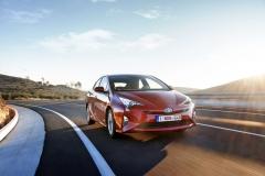 Čtvrtá generace Toyoty Prius se začala vJaponsku vyrábět vprosinci 2015