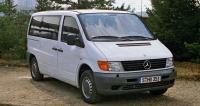 MB Vito 108 D 58 kW – VOTY 1996 s předním pohonem