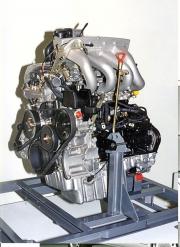 Kompaktní ústrojí předního pohonu vozu Mercedes-Benz Vito I. generace