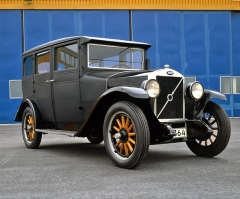 První Volvo PV4, přezdívané Jakob (sedan 1927)