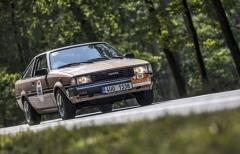 Toyota Corolla GT z roku 1982 sdvouvačkovým motorem 2T-G úspěšně reprezentovala české zastoupení značky
