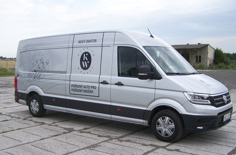 VW Crafter 35 2.0 TDI 130 kW