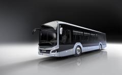 Nadčasové křivky nového autobusu