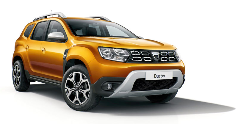 Nový Dacia Duster model 2018 měl premiéru na IAA ve Frankfurtu