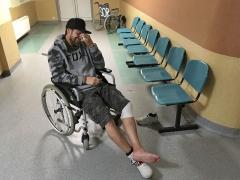 Drobné nesoustředění a Jan Brabec si zlomil dva palce na noze