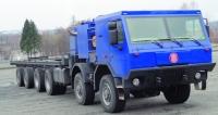 Podvozok Tatra Force  stypovým  označením T 815-7C1R73 63328  12x8.2R/37A je určený nadostavbu  vrtnou nadstavbou.