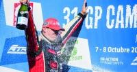 Adam Lacko se dočkal  mistrovského titulu  počtrnácti letech závodění!