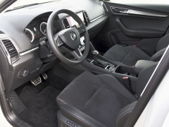 Pracoviště řidiče je komfortní a dobře apřehledně vybavené