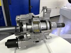 Řez diferenciálem s elektronicky řízenou svorností verze i30 N Performance