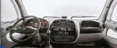 Přehledné uspořádání pracoviště řidiče