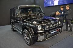Mezi těmi, kteří se specializují na úpravy vozů Mercedes-Benz třídy G, je také turecká firma Dizayn VIP. Její kreace se liší od německé konkurence poněkud orientálnějším pojetím interiérů