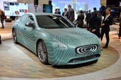 Thunder Power Sedan na vylepšené platformě by se měl dát koupit v roce 2019