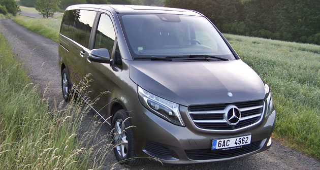 Mercedes-Benz V 250 d BlueTec 4Matic