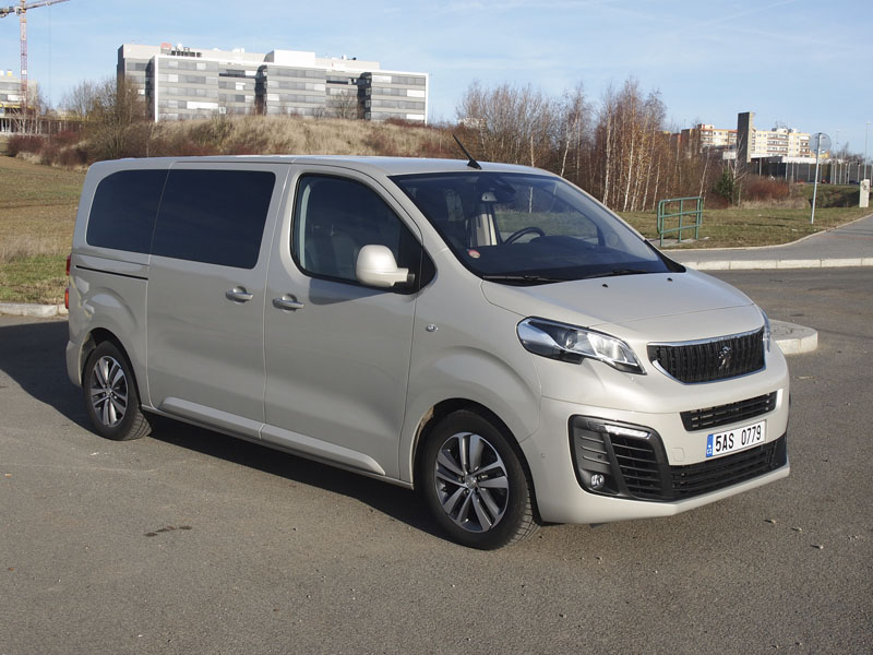 Peugeot Traveller Standard 2.0 BlueHDI Business
