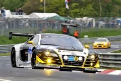 Poslední ročníky 24 h Nürburgringu patřily vozům Audi R8 LMS