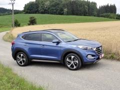 Hyundai Tucson třetí generace, výrobek z českých Nošovic