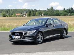 Hyundai Genesis 3.8 V6 (2014) předcházel vzniku samostatné luxusní značky Genesis v roce následujícím...