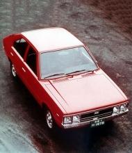 Hyundai Pony na prvních oficiálních snímcích (1974)