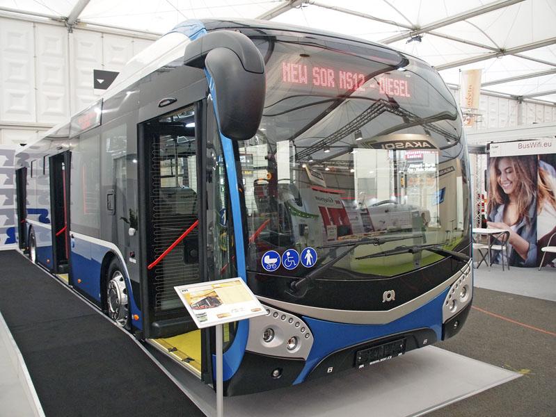 SOR NS 12 diesel