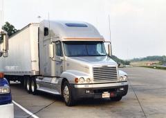 Freightliner Century Class patří knejrozšířenějším tahačům na amerických dálnicích