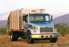 Freightliner Business Class byl od roku 1991 základem mnohonásobného zvýšení produkce