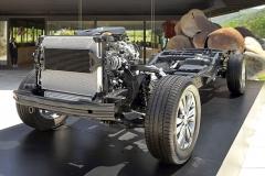 Masivní rámová konstrukce je pro vozy skaroserií pick-up ideálním řešením