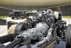 Hnací ústrojí čtyřválcových modelů pochází od aliance Renault Nissan, až šestiválce budou více Mercedes-Benz