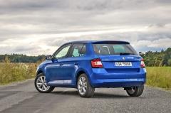 Škoda Fabia s novým motorem 1.0 TSI je především pohodlný vůz pro obyčejné denní cestování