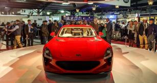 Nový TVR Griffith V8 slavil světovou premiéru na Revivalu v Goodwoodu (září 2017)