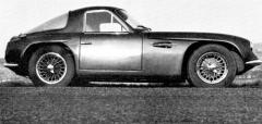 TVR 1800 S Mk.IV se vyráběl smotorem z MGB v letech 1966 – 1967