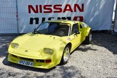 Jeden z 25 v letech 1990 – 1993 postavených kusů Jidé 1600 Humeau (1991) poháněných čtyřválcem Renault 1,6 l (140 k) suváděnou nejvyšší rychlostí 220 km/h. V Le Mans 2014 jejnabízeli za 50000 eur. Čelní sklo pochází zCitroënu GS