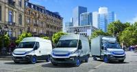 Nová generace Iveco Daily nabízí bezprecedentní výběr ze tří druhů pohonu – elektrický, naftový aplynový.