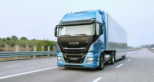 Iveco má více než 25 let zkušeností s vývojem plynových motorů.