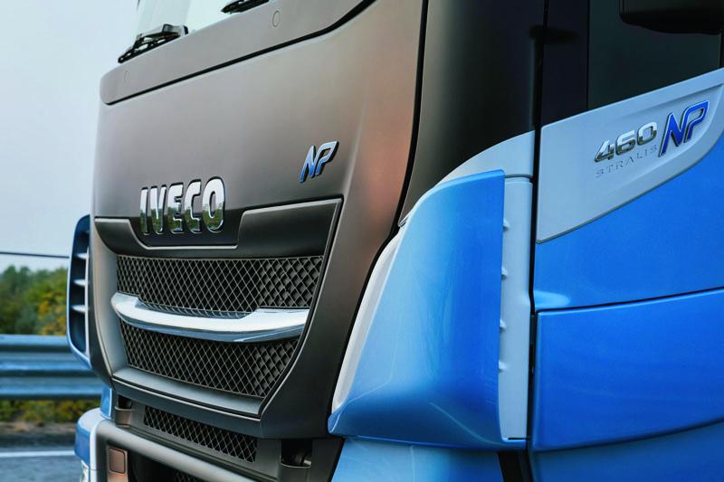Iveco Stralis NP 460 je instantní dopravní řešení, které může prakticky ihned nabídnout své služby.