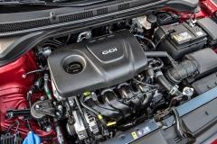 Jedinou volbou pohonu je modernizovaný přímovstřikový zážehový čtyřválec 1.6 GDI, dodávaný s šestistupňovou převodovkou manuální nebo samočinnou