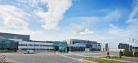 Vsevoložská továrna Nokian jeumístěna severovýchodně od Petrohradu