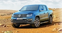 Volkswagen Amarok nabízí třílitrový motor.