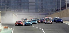 TCR International bylo dosud vrcholnou sérií svozy TCR, ale ivtakovém ADAC TCR stálo na startu každého závodu hodně přes 30 vozů