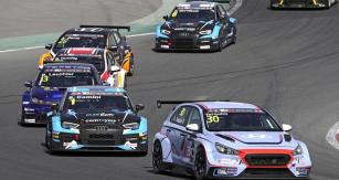 Hyundai i30 N je pro tuto sezónu nováčkem, ale konec sezóny loňské ukázal, že bude velice silným hráčem
