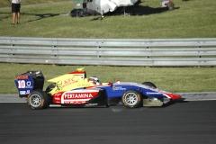 Giuliano Alesi, syn slavného otce, loni vyhrál tři závody GP3 Series a celkově skončil pátý