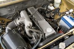Řadový šestiválec 2,5 l by mohl být co do kultivovanosti svého běhu vzorem i mnoha moderním motorům