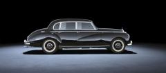 Poválečná ikona luxusních vozů Mercedes-Benz, známý model 300 (1951 – 1962)