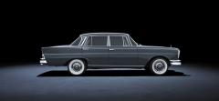 Mercedes-Benz 220 SE/300 SE (W111), standardní řada velkých typů (1959 – 1965)